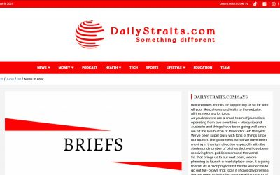 Daily Straits   News in brief – experts call for urgent action in immunisation