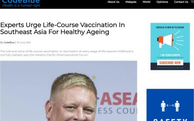 Code Blue   Experts urge life-course vaccination for healthy ageing in SEA